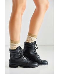 Urban Outfitters - Black Don Hiker Boot - Lyst