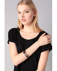 See By Chloé - Metallic Bracelet - Lyst
