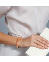 Carolina Bucci | Metallic Coral Twister Bracelet | Lyst