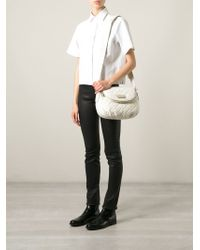 Marc By Marc Jacobs - White 'new Q Quilted Natasha' Crossbody Bag - Lyst