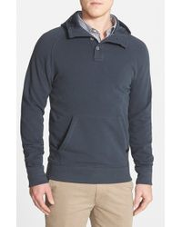 Victorinox | Blue 'hiker' Pullover Hoodie for Men | Lyst
