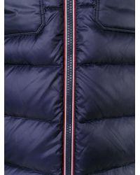 Moncler - Blue 'demar' Padded Jacket for Men - Lyst