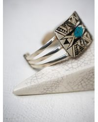 Free People - Blue Kiama Cuff - Lyst