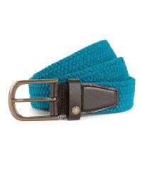 Ted Baker - Blue Elastic Colour Belt for Men - Lyst