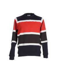 Ainea | Red Sweatshirt for Men | Lyst