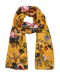 Oasis | Multicolor Fi-fi Floral Scarf | Lyst