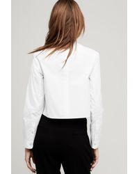 Rag & Bone - White Alexander Shirt - Lyst