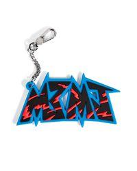 Marc By Marc Jacobs - Blue Slasher Logo Bag Charm - Lyst