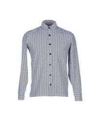 Jeordie's - Blue Shirt for Men - Lyst