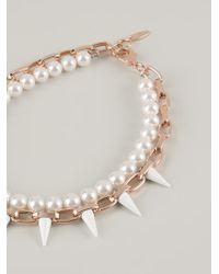 Joomi Lim | Metallic Spike Necklace | Lyst