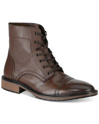 Marc New York | Brown Hester Boots for Men | Lyst