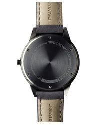 Uniform Wares - Gray Grey 351 Series Wristwatch - Lyst
