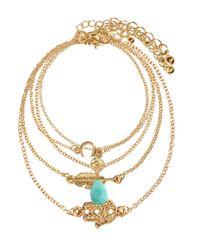 H&M | Metallic 5-pack Bracelets | Lyst