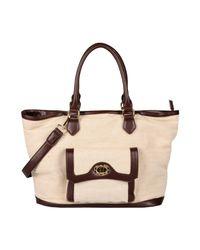 JLO by Jennifer Lopez - Natural Handbag - Lyst
