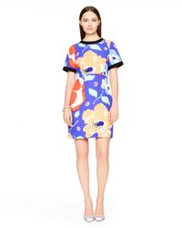 kate spade new york | Blue Jaq Dress | Lyst