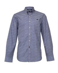 Raging Bull | Blue Floral Print Shirt for Men | Lyst