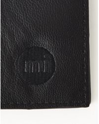 Mi-Pac - Matte Wallet - Black for Men - Lyst