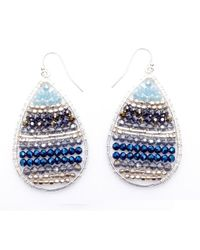 Nakamol | Multicolor Kalliope Earrings-Blue | Lyst