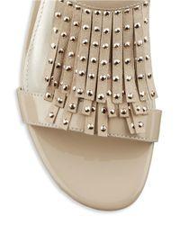 Bandolino | Brown Gissel Wedge Sandals | Lyst