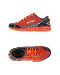 Helly Hansen - Red Low-tops & Trainers for Men - Lyst