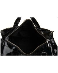 Armani Jeans - Black Convertible Crossbody Satchel - Lyst