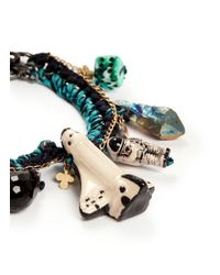Venessa Arizaga | Multicolor 'outer Space' Bracelet | Lyst