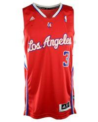 Adidas - Red Men's Chris Paul Los Angeles Clippers Revolution 30 Swingman Jersey for Men - Lyst