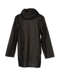 Bark - Gray Hooded Water-Resistant Jacket  for Men - Lyst