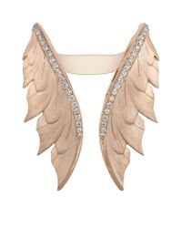 Stephen Webster | Metallic Magnipheasant Open Feather Ring | Lyst