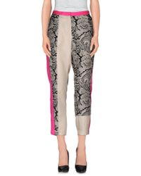 By Malene Birger - Black Casual Trouser - Lyst
