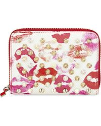 Christian Louboutin | Pink Panettone Coin Purse | Lyst