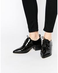 ASOS | Othello Pointed Heels - Black | Lyst