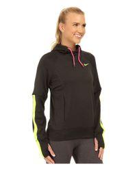 Nike | Black Dri-fit™ Comfort Hoodie | Lyst