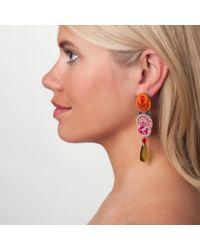 Dori Csengeri | Orange Folies Dangle Earrings | Lyst