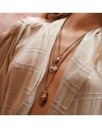 Pamela Love | Metallic Small Serpentine Pendant | Lyst