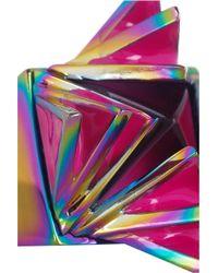 Eddie Borgo - Multicolor Lotus Ionized Ring - Lyst