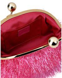 Boutique Moschino   Pink Rucksack   Lyst