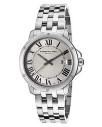 Raymond Weil | Metallic Men's Tango Silver-tone Ss Silver-tone Dial for Men | Lyst