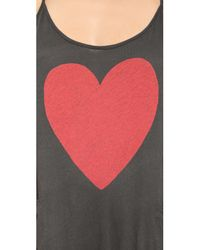 Wildfox - Black Heartland Jumpsuit Vintage Lace - Lyst