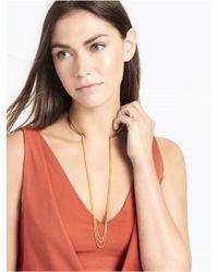 BaubleBar - Metallic Elysia Collar - Lyst