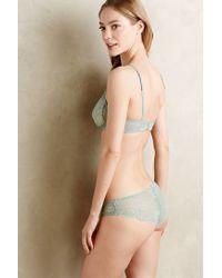 Samantha Chang | Green Suzette Bikini | Lyst
