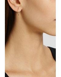 Melissa Joy Manning | Metallic 14-Karat Gold Hoop Earrings | Lyst
