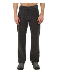 Patagonia | Gray Regular Fit Cords - Long for Men | Lyst