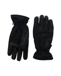 Under Armour - Black Ua Coldgear® Infrared Storm Stealth Glove for Men - Lyst