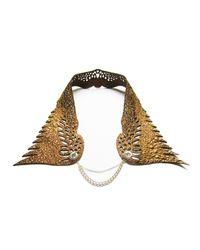 Soomin | Metallic Victoria Neckpiece | Lyst
