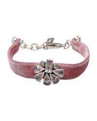Rada' - Metallic Bracelet - Lyst