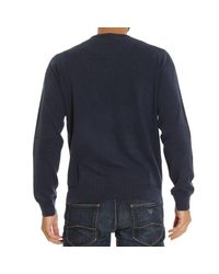 Z Zegna | Blue Sweater for Men | Lyst