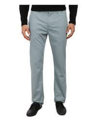 Hurley - Gray Dri-Fit Chino Pant for Men - Lyst