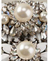 Shourouk   Metallic 'Apolonia' Necklace   Lyst