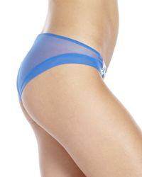 BCBGeneration - Blue Best Friend Bikini Panty - Lyst